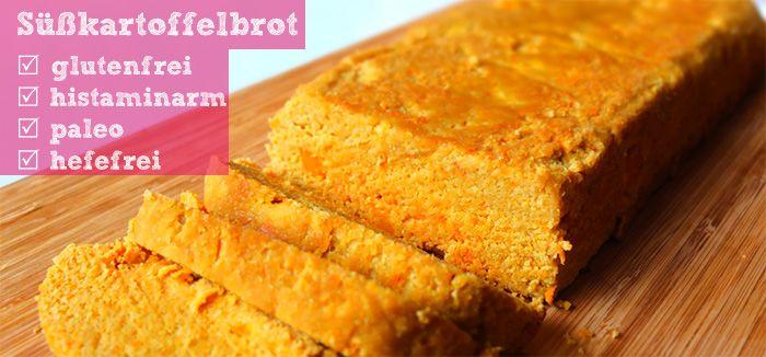 Welches Brot bei Histaminintoleranz? Heute stelle ich euch ein weiteres Brot als Starthilfe für die Paleodiät vor. Es ist histaminarm, glutenfrei, hefefrei und paleo-konform.