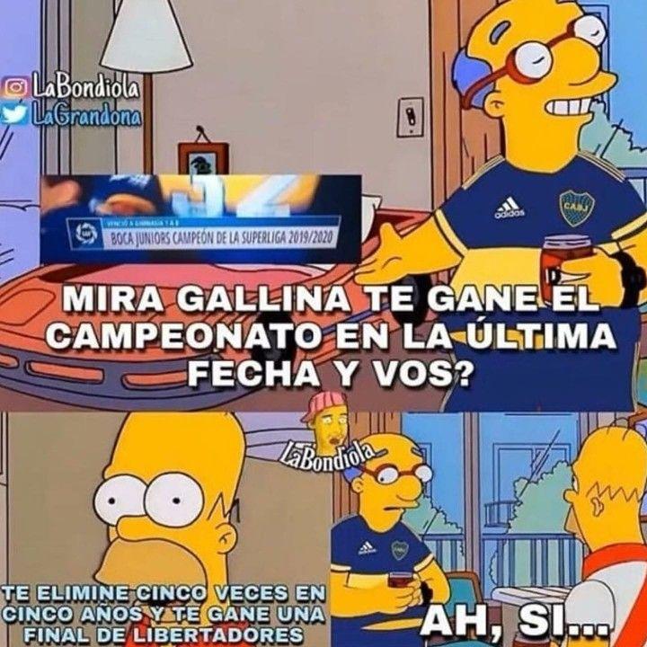 Pin De Mariano Bentivenga En Boca Juniors Cargadas A Boca Memes De Futbol Fondos De River Plate