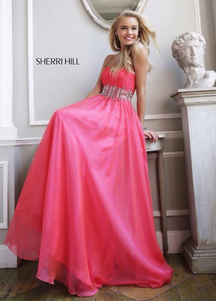 Mejores 148 imágenes de Sherri Hill en Pinterest | Vestido de baile ...