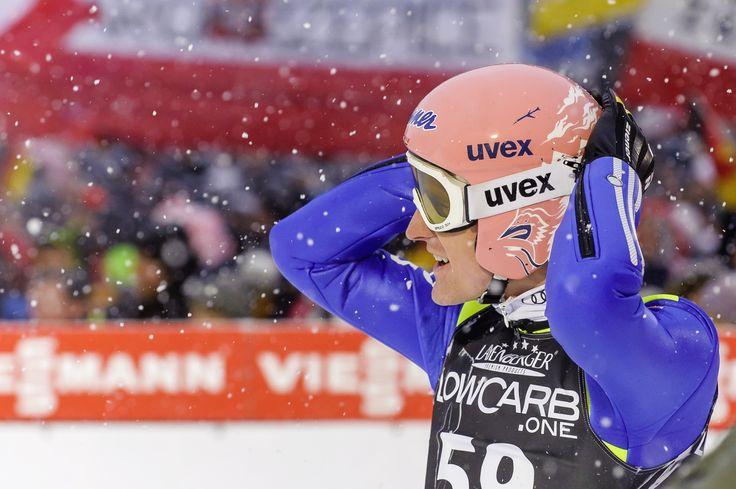 uvex athletes - ski jumping // Severin Freund