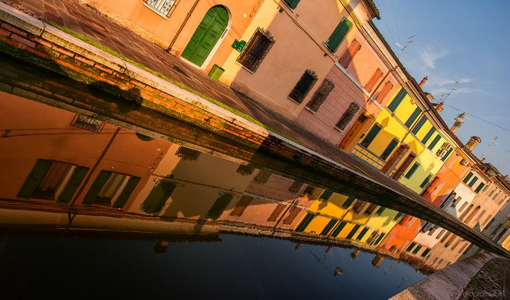 Comacchio by Dido Rossi on 500px