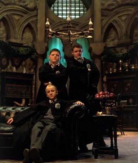 Harry Potter and the Chamber of Secrets #19 / Tom Felton, Josh Herdman and Jamie Waylett / Warner Bros