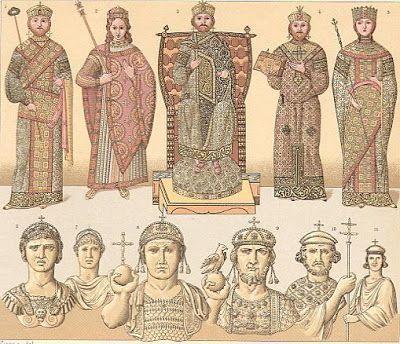 El Imperio bizantino contaba con un desarrollado y complejo sistema de burocracia y aristocracia, que fue heredado del Imperio Romano. En la...