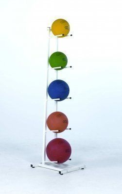 Central Exercise & Fitness/gym Equipment Storage Hold Balls Medicine Ball Rack