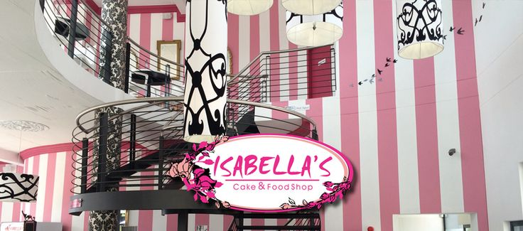 Isabellas cake and food shop