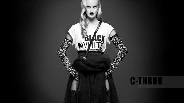 Campaign / Editorial of C-THROU Collection F/W 2013/14 | c-throu.com, clothes, fashion, way of life