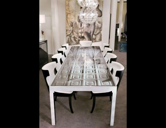 109 Best Luxury~Italian Furniture Images On Pinterest  Italian Stunning Upscale Dining Room Furniture Design Decoration