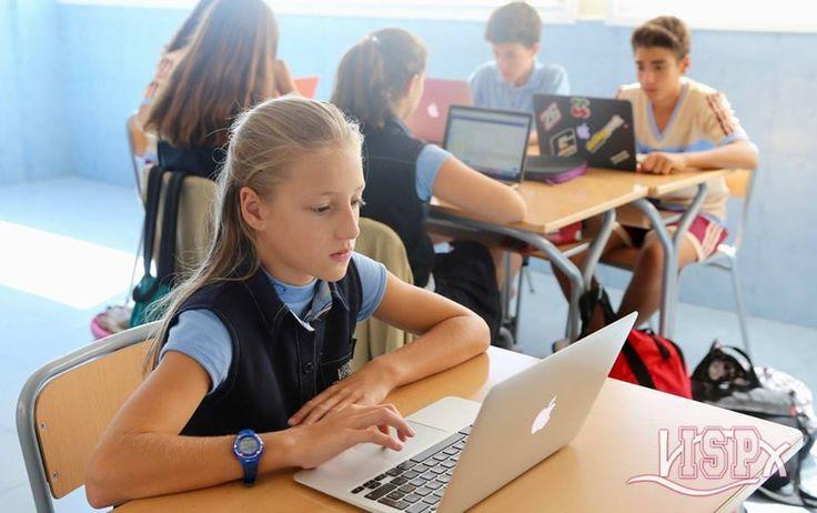 #BachilleratoAmericanoISP es una iniciativa con profesores y compañeros americanos que favorece el dominio del inglés y las tecnologías. Capacidad de esfuerzo, responsabilidad y gestión del tiempo son requisitos indispensables para llevarlo a cabo. #inglésISP