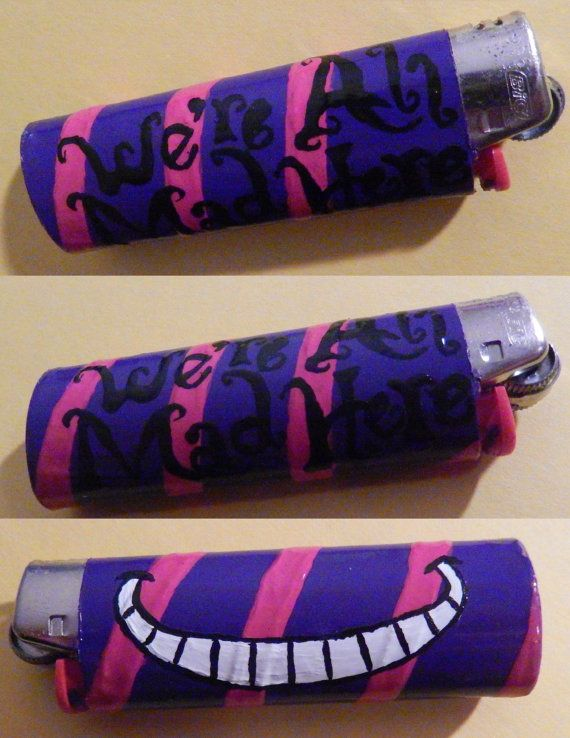 Hand Personalized Bic Lighters Customizable - made to order! NEW  CHEAP