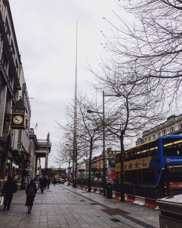 Spire, Dublin