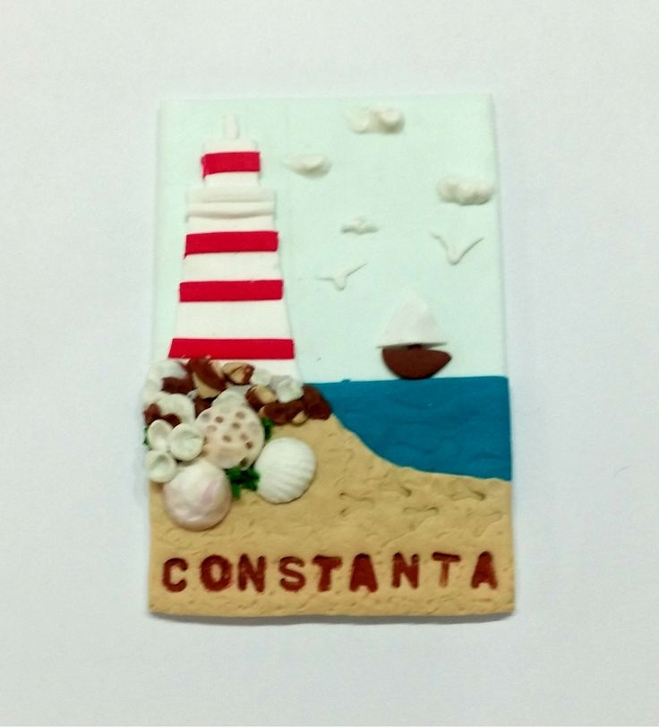 Polymer clay summer creations!