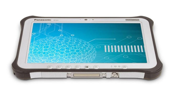 Panasonic has launched two new Toughpad tablets at CES, one running Android and the other based on Windows 8 Pro.