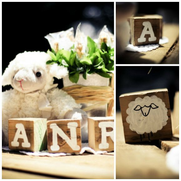 lamb baby shower ideas | Little Lamb Baby Shower Theme
