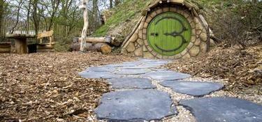 Hobbitwoning exterieur