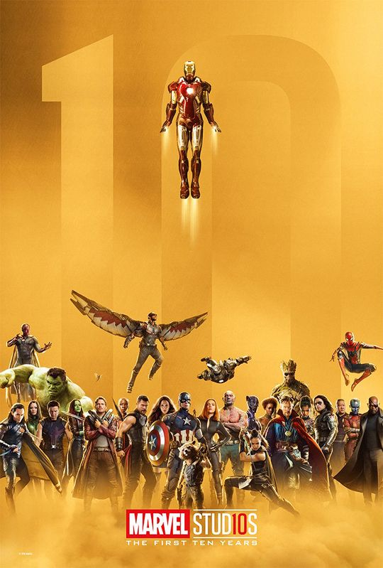 you are not alone. — theavengers: Marvel Studios: The First 10 years –...