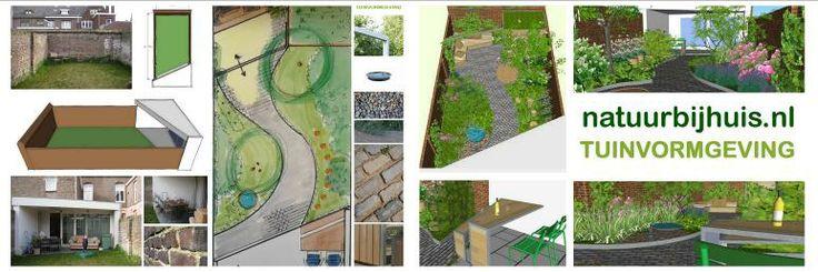 Stadstuin roermond ontworpen door natuur bij huis for Huis tuin roermond