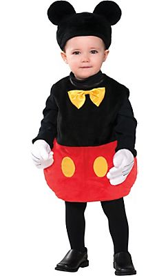 Baby Mickey Mouse Costume