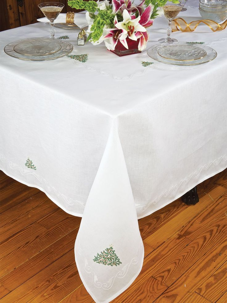 Well-known 63 best Fine Table Linens images on Pinterest | Table linens  YP68