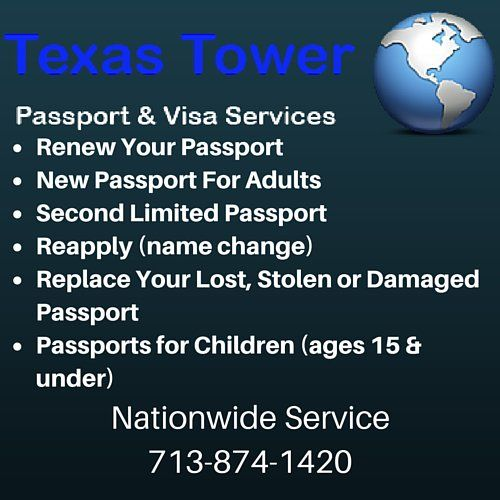 Good Morning Spring Branch,TX! If your Spring Break plans include #travel- see us for your US passport and visas. #TravelTuesday #passport