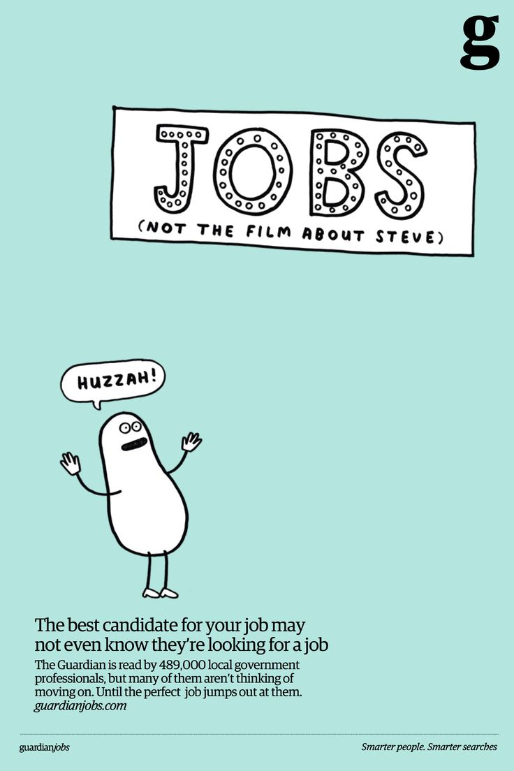 creative job recruitment poster - Google Search