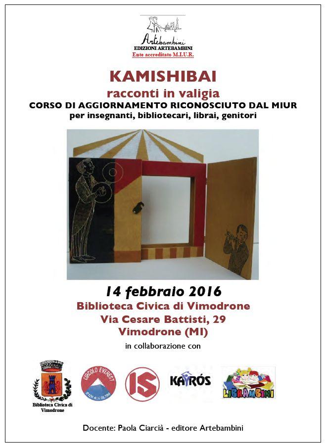 Vimodrone 2016 - #corso di #formazione sul #kamishibai! http://artebambini.it/formazione/prossimi-appuntamenti/kamishibai-racconti-in-valigia-vimodrone-2016/