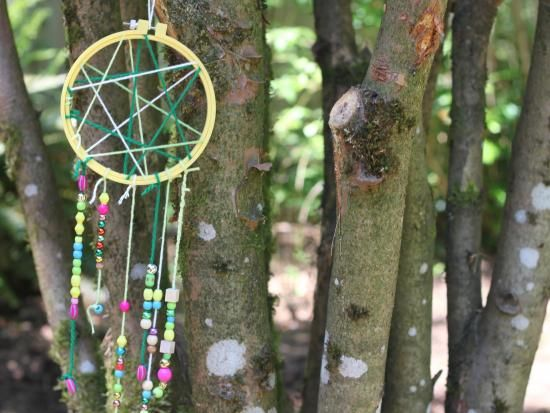 Cool project from http://www.kiwicrate.com/projects/Dream-Catcher/2256: Dream Catcher
