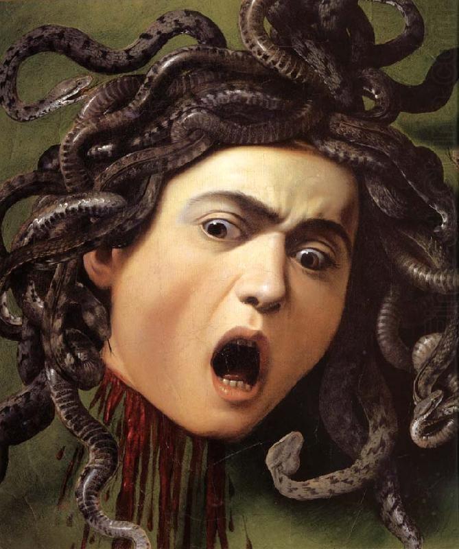 Medusa - Caravaggio                                                                                                                                                     More