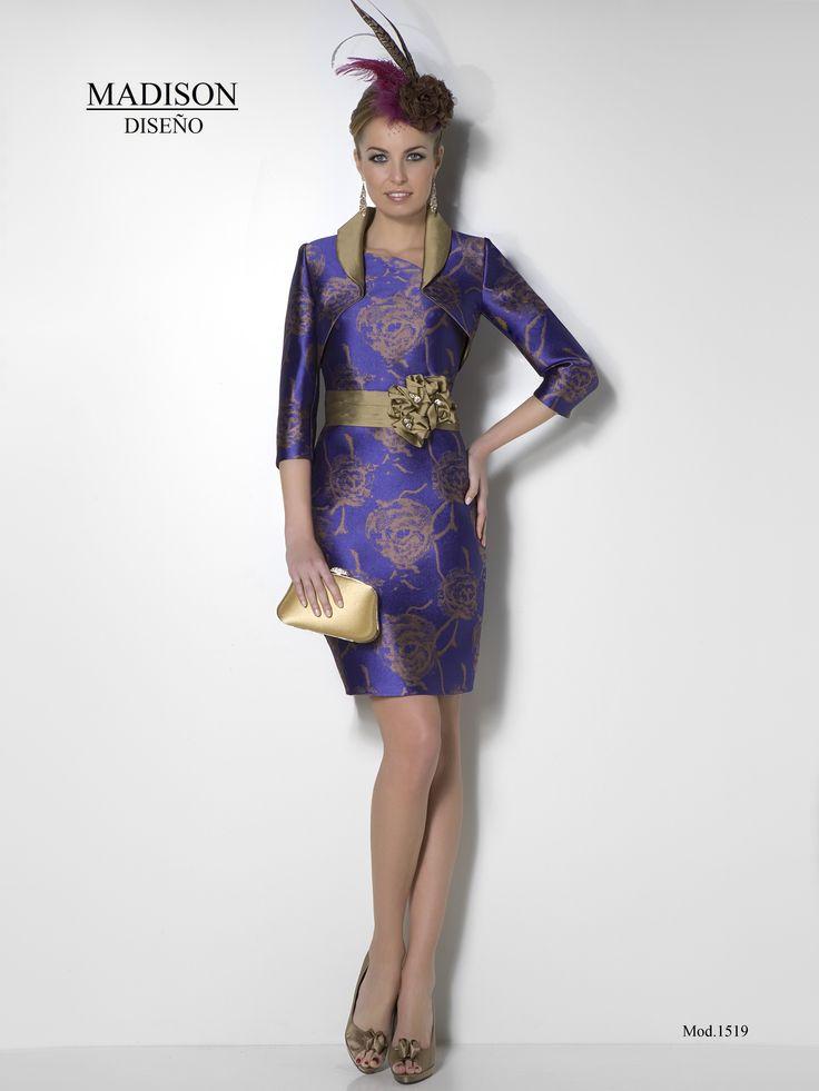 Fashion De Moda: Vestido De Madrina, #madison #wedding #fashion #dresses