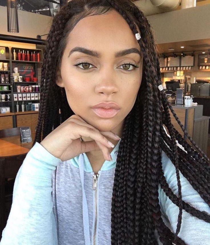 Stupendous 1000 Ideas About Black Women Braids On Pinterest Micro Braids Short Hairstyles Gunalazisus
