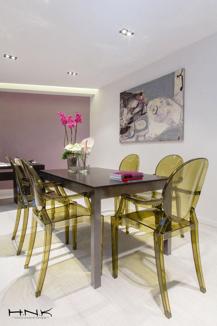 Meeting room interior design @ notary office | by Hamid Nicola Katrib