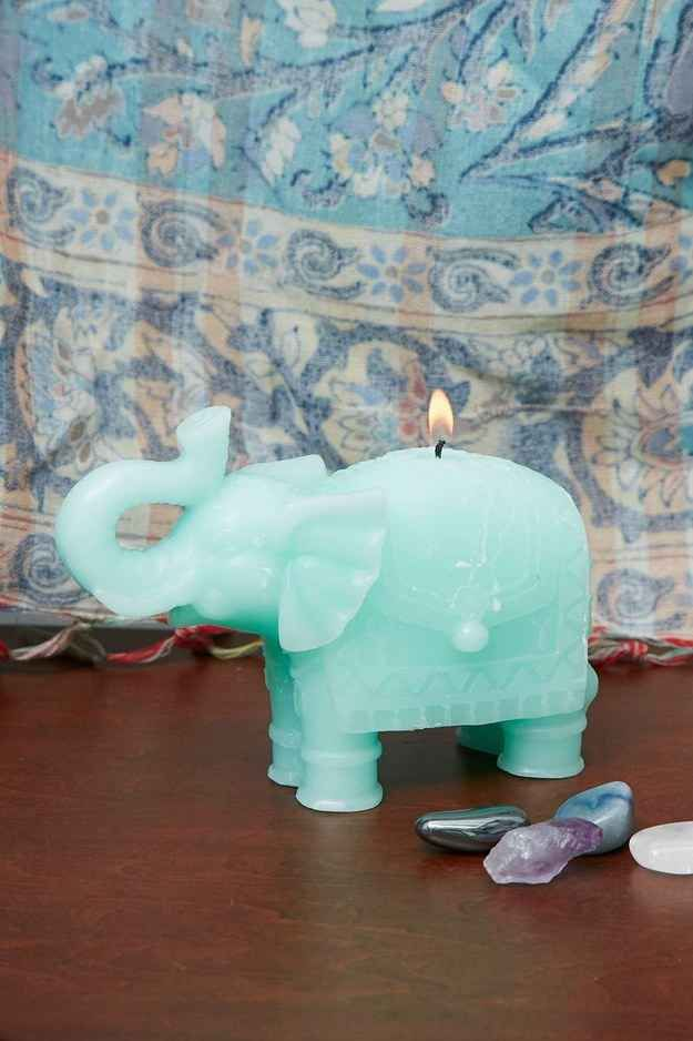 27 ways to subtly cover your home in elephants - Elephant Home Decor