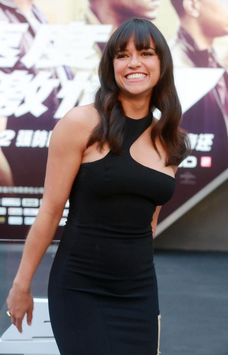 Michelle Rodriguez Says She Won't Play a Slut Any Time Soon - Cosmopolitan.com