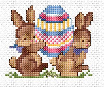 punto-croce-pasqua-coniglietti