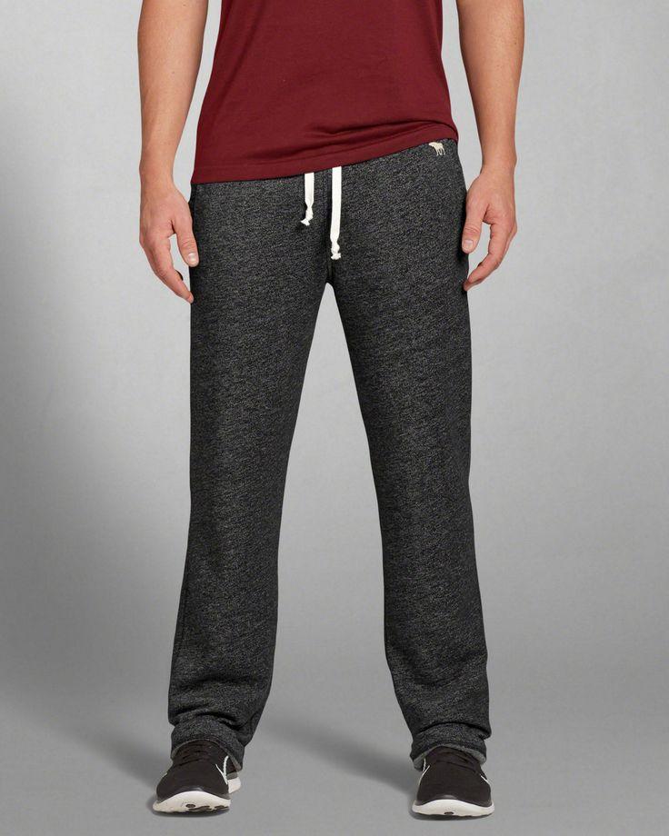 Mens A&F Classic Sweatpants | Mens Sweatpants | Abercrombie.com