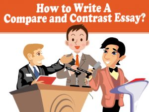 starting a compare contrast essay In this post, i'll show you how to develop a compare and contrast essay outline that lets you beat writer's block and craft a great essay about anything.