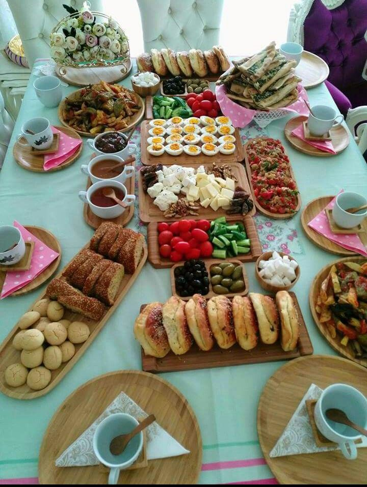 Turkısh breakfast