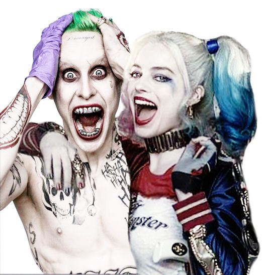 Harley and Joker Suicide Squad... shane & I could def be them! Matching idea for Halloween!
