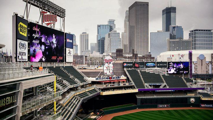 Target Field: Minnesota Twins