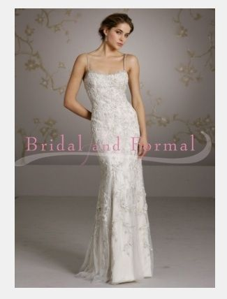 Lazaro Wedding Dress Style # 3064 Dress great for Formal Occasion