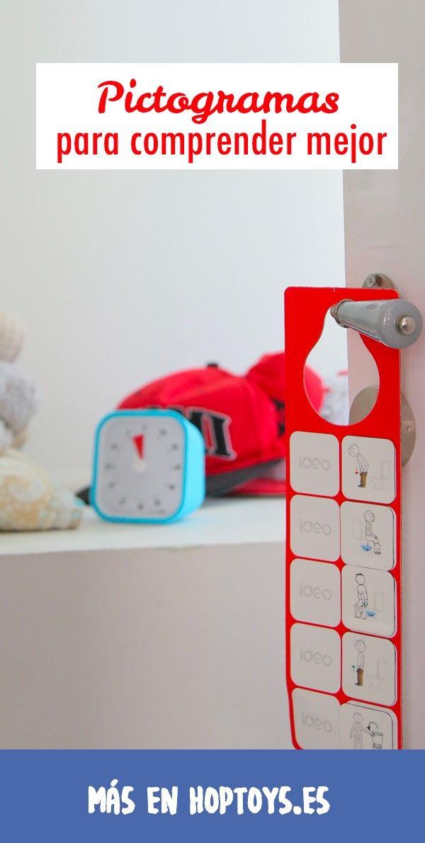 Ideo Picto es una gama de productos pensada y diseñada por un papá de un niño con TEA. ¿Qué es Ideo? Son unos pictogramas portátiles y magnéticos muy fáciles de utilizar. No hay que imprimir, ni hacer bricolajes; no necesita velcro, ni celo, ni nada proque son magnéticos. IDEO es un material pedagógico de gran calidad que facilita el día a día. Verás que las rutinas son más fáciles y que poco a poco el niño gana confianza.