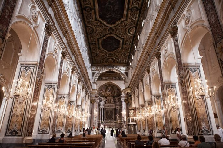 Il duomo di Amalfi, destination wedding in Italy. Wedding Photography