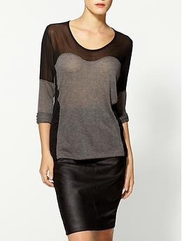 Fashion Title, Cheesy Fashion, Lk Closets, Sheer Sweaters, Ashford Semi, Style Ish, Fall Fashion, Lna Ashford, Semi Sheer
