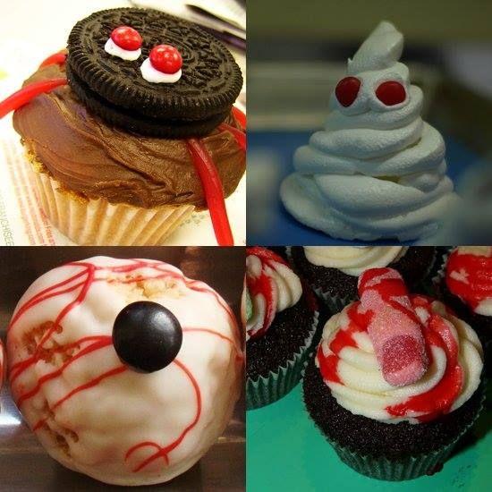 halloween food ideas scaryfood - Halloween Decorations Food