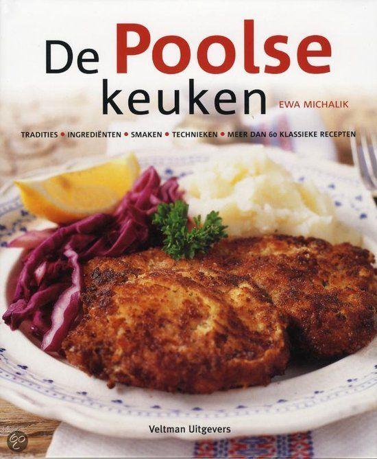 De Poolse keuken - Ewa Michalik - ISBN 9789048300013. Ontdek de rijke en gevarieerde heerlijkheden van de traditionele Poolse keuken door middel van authentieke recepten en 300 prachtige foto's. Een uitgebreide gids met typische ingrediënten van de regio inclusief....GRATIS VERZENDING IN BELGIË - BESTELLEN BIJ TOPBOOKS VIA BOL COM OF VERDER LEZEN? DUBBELKLIK OP BOVENSTAANDE FOTO!