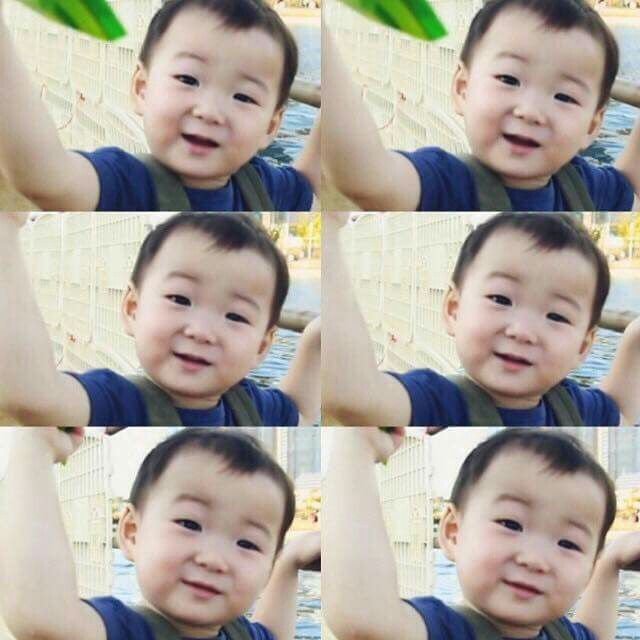Daehan, Minguk, Manse visits appa in the stage play 'I Am ...