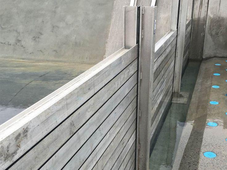 Demountable Flood Barrier - AWMA
