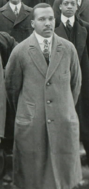 Abram L. Simpson, Composer of the Alpha Phi Alpha Fraternity, Inc., Hymn.
