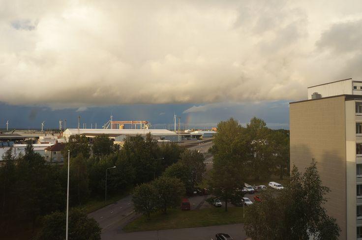 14.08.2016 Pori, Mäntyluoto :)