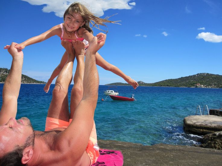 Croatia is perfect for families with children.