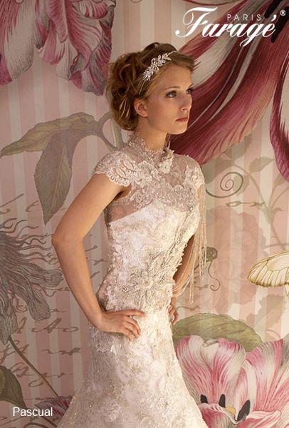 Paris Farage' Wedding Dress –  Pascual